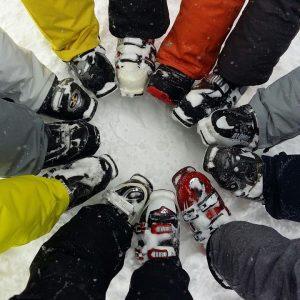 Skischoenen en voeten PodoCure praktijk